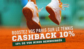 Cash Back 10%
