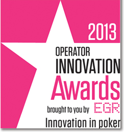 Juin 2013 – EGR Operator Innovation Awards 2013