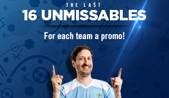 Last 16 Unmissables