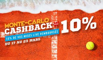 Monte-Carlo cashback