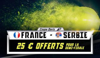 France – Serbie