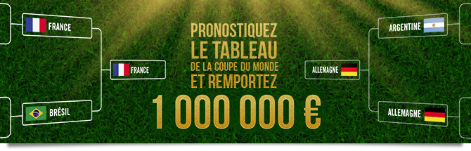 remportez 1 million d'euro