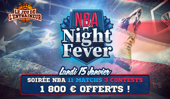 NBA Night Fever