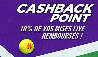 Cashback point