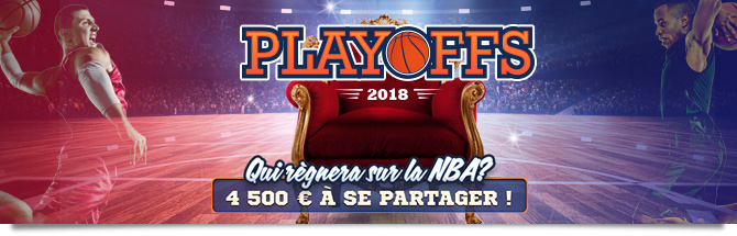 Classement JDE : The Playoffs - Contests 10€ - Finale NBA