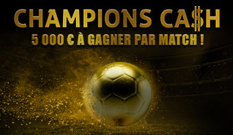 Champions cash