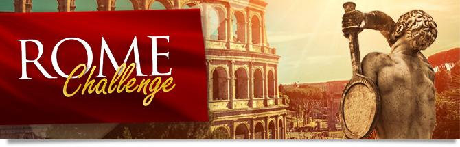 Rome Challenge