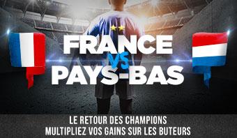 France – Pays-Bas