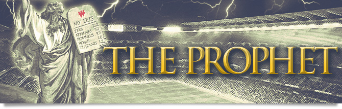 Prophet betting on sports ufc 155 betting predictions tips