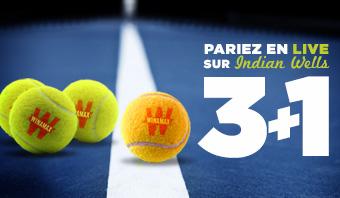 Indian Wells Paris Gratuits