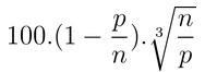 Formule pour calculer les points