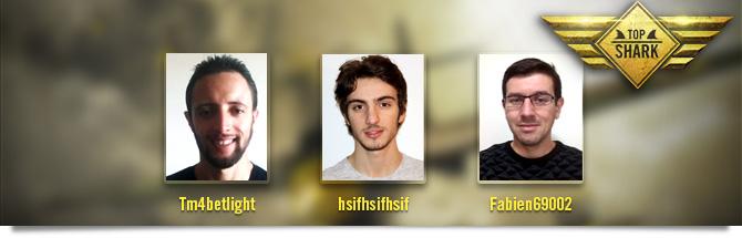 hsifhsifhsif, Tm4betlight, Fabien69002