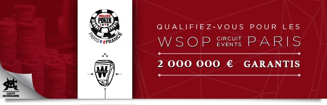 WSOP Circuit Events Paris