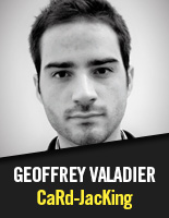 geoffrey valadier alias card-jacking