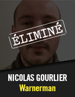 Warnerman - Nicolas Gourlier