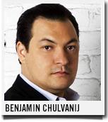 Benjamin Chulvanij