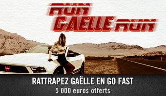 Run Gaëlle run