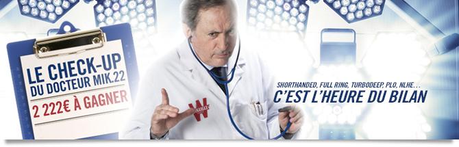 LE Check-uo du docteur Mik.22