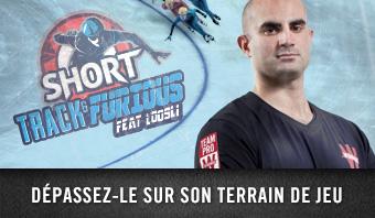 Short Track & Furious avec Sylvain Loosli