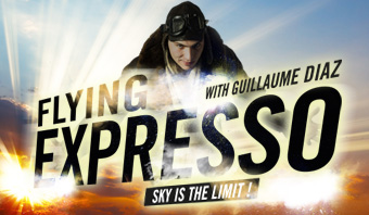 Flying Expresso with Guillaume Diaz