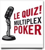 Quiz Multiplex Poker