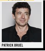 Patrick Bruel président du jury Top Shark Winamax