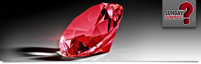 Forging a Red Diamond