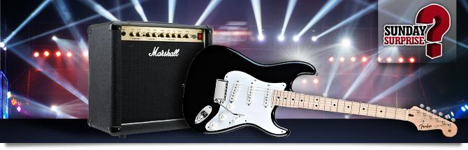 guitare électrique Fender Eric Clapton