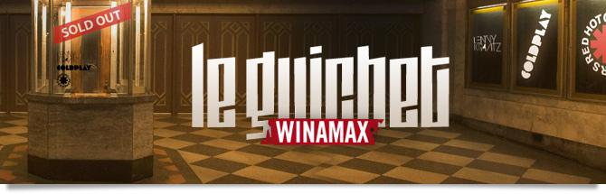 Le guichet Winamax