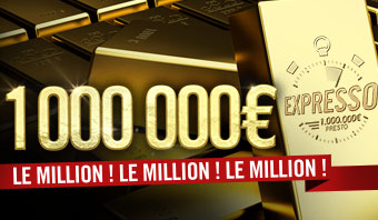 Expresso – Le million !