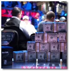 Les championnats du monde de poker