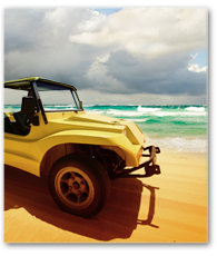 Punta Cana en buggy