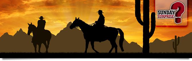 Cowboy de l'Arizona