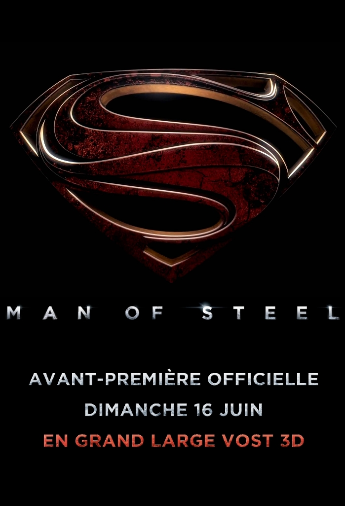 Le Guichet : Man of steel