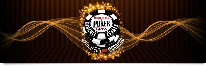 WSOP Circuit Events - Marrakech