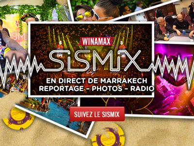 Winamax SISMIX 2016