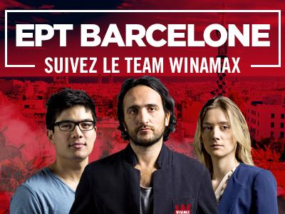 EPT Barcelone 2016 par PokerStars.es