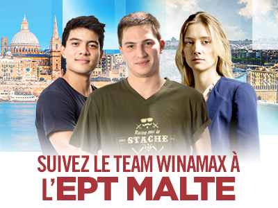 EPT Malte 2016/2017 par PokerStars.com