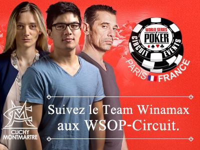 WSOP Circuit - Paris 2016