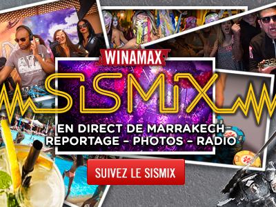 Winamax SISMIX 2017