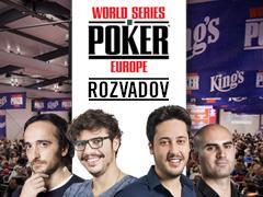 WSOP Europe 2017 - Rozvadov