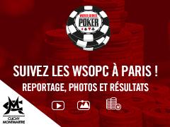 WSOP Circuit - Paris 2017