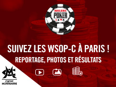 WSOP Circuit - Paris 2017