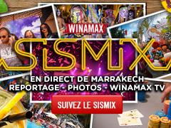 Winamax SISMIX 2018