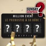 Million Event : le prono qui peut rapporter gros