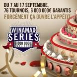 Winamax Series X, Day 6,7 & 8 : avalanche de gagnants !