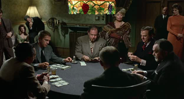 Poker le kid de cincinnati