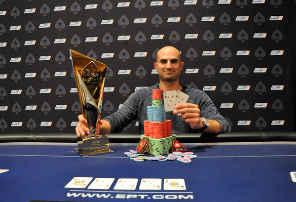 Sylvain Loosli remporte le Super High Roller EPT Barcelona DSC_0314