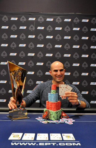 Sylvain Loosli remporte le Super High Roller EPT Barcelona DSC_0326