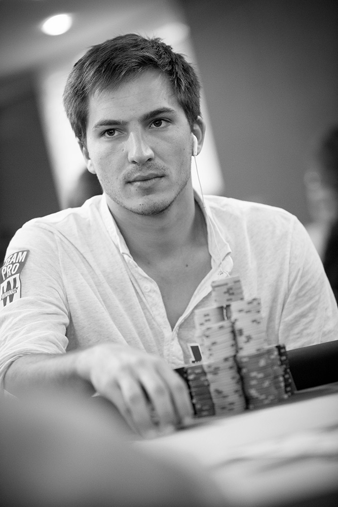 Guillaume Diaz (volatile38) - Team Pro Winamax